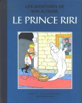 Le prince Riri -INT1- Tome 01 (Intégrale couleur)