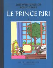 Le prince Riri -INT2- Tome 02 (Intégrale couleur)