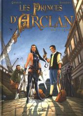 Les princes d'Arclan -1- Lekard