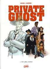 Private Ghost, tome 1 à 3