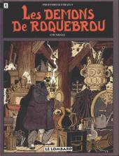 Professeur Stratus -3- Les démons de Roquebrou