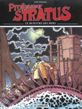 Professeur Stratus -4- Le monstre des mers