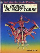 Protéo -2- Le dragon du Mont-Tombe - Préhistoire 2