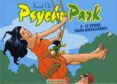 Psycho Park -6- Le voyage trans-dimensionnel