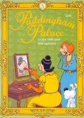 Puddingham palace -3- La plus belle pour faire tapisserie