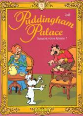 Puddingham palace -2- Susucre, votre Altesse?