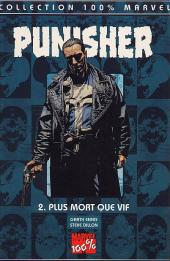Punisher (100% Marvel - 2000) -2- Plus mort que vif