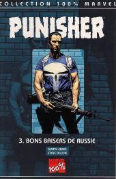 Punisher (100% Marvel - 2000) -3- Bons baisers de Russie