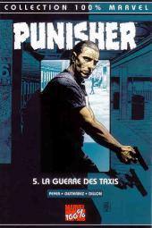 Punisher (100% Marvel - 2000) -5- La guerre des taxis
