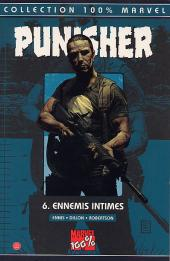 Punisher (100% Marvel - 2000) -6- Ennemis intimes