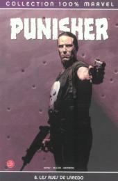 Punisher (100% Marvel - 2000) -8- Les rues de Laredo