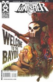 Punisher MAX : Frank Castle (Marvel comics - 2009) -71- Welcome to the Bayou (Part 1)