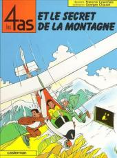 Les 4 as -24- Les 4 as et le secret de la montagne