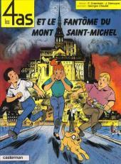 Les 4 as -31- Les 4 as et le fantôme du Mont Saint-Michel