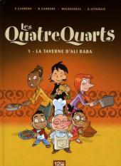 Les quatre Quarts -1- La Taverne d'Ali Baba