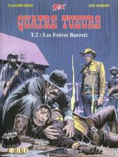 Tex - Quatre tueurs -2- Les frères Barrett