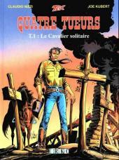 Tex - Quatre tueurs -1- Le cavalier solitaire