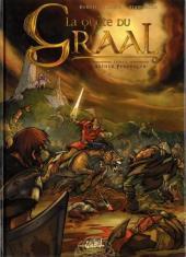 La quête du Graal -1- Arthur Pendragon