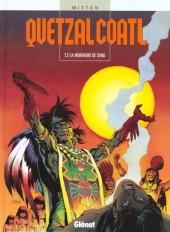 Quetzalcoatl -2- La montagne de sang