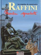 Les enquêtes du commissaire Raffini -4a- Martin squelette