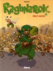 Raghnarok -2- Fées et gestes
