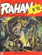Rahan (1re Série - Vaillant) -10- Le clan sauvage/La foret des haches