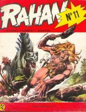 Rahan (1re Série - Vaillant) -11- Le monstre d'un autre temps/Le signe de la peur