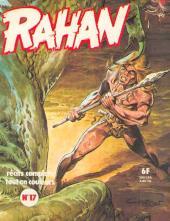 Rahan (1re Série - Vaillant) -17- L'enfant chef/Le sacrifice de Maoni/Les hommes sans tête/La bête qui court