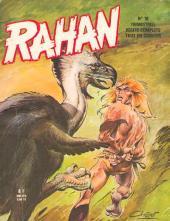 Rahan (1re Série - Vaillant) -18- L'oiseau qui court/L'arme terrifiante