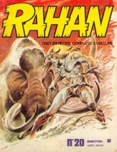 Rahan (1re Série - Vaillant) -20- Les esprits de la nuit/Les enfants du fleuve/La part des chefs