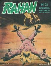 Rahan (1re Série - Vaillant) -21- L'île des morts vivants/Le pont des singes