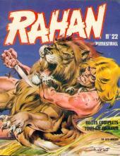 Rahan (1re Série - Vaillant) -22- La vallée des tourments / L'œil qui voit loin