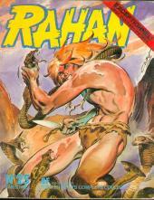 Rahan (1re Série - Vaillant) -25- Les pierres qui brulent / La folie de l'ivoire / Le venin de docilité / L'œil de granit