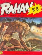 Rahan (1e Série - Vaillant) -8- Le territoire des ombres/Le clan du lac maudit