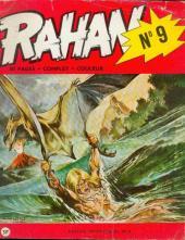 Rahan (1e Série - Vaillant) -9- La terre qui parle/Pour sauver Alona
