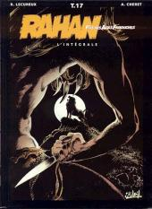 Rahan (Intégrale - Soleil) -17- Le maitre des ombres...
