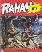 Rahan (1e Série - Vaillant) -1- Le coutelas d'ivoire