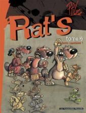 Rat's -6- La lutte continue !
