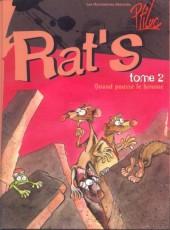 Rat's -2- Quand pousse le bitume