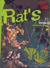 Rat's -4- Problèmes épineux