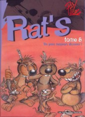 Rat's -5- On peut toujours discuter !