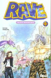 Rave -3- Tome 3