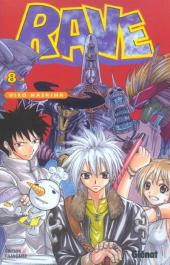 Rave -8- Tome 8