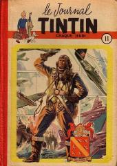 (Recueil) Tintin (Album du journal - Édition française) -11- Tintin album du journal
