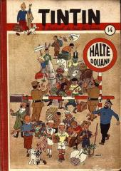(Recueil) Tintin (Album du journal - Édition française) -14- Tintin album du journal