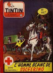 (Recueil) Tintin (Album du journal - Édition française) -16- Tintin album du journal