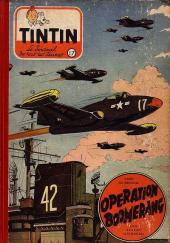 (Recueil) Tintin (Album du journal - Édition française) -17- Tintin album du journal