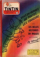 (Recueil) Tintin (Album du journal - Édition française) -22- Tintin album du journal