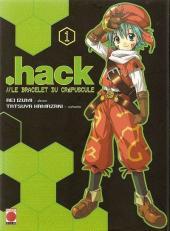 .hack // Le Bracelet du crépuscule -1- Tome 1