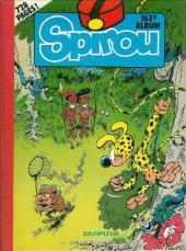 (Recueil) Spirou (Album du journal) -163- Spirou album du journal